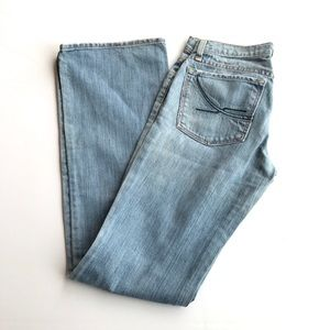 Express X2 Bootcut Light Jeans